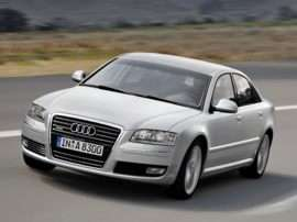 2008 Audi A8 4.2 4dr All-wheel Drive quattro Sedan