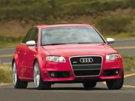 2008 Audi RS 4 4.2L 4dr All-wheel Drive quattro Sedan