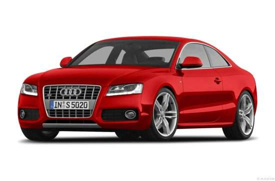 2008 Audi S5 Review