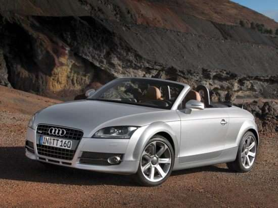 Audi TT Used Car Buyer's Guide: 2008 – 2012 (current model)