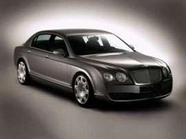 2008 Bentley Continental Flying Spur Base Sedan