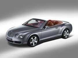 2008 Bentley Continental GTC Base 2dr Convertible