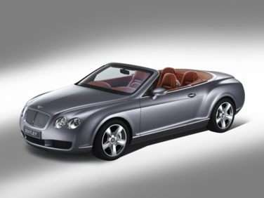 2008 Bentley Continental GTC