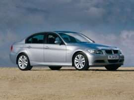 2008 BMW 335 i 4dr Rear-wheel Drive Sedan