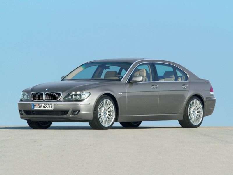 2008 BMW 750
