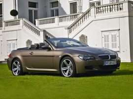 2008 BMW M6 Base 2dr Rear-wheel Drive Convertible