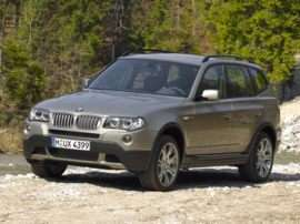 2008 BMW X3 3.0si 4dr All-wheel Drive
