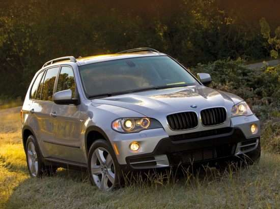 Best Used BMW Full-Size SUV - X5