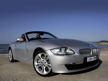 2008 BMW Z4 