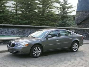 2008 Buick Lucerne CXL Special Edition