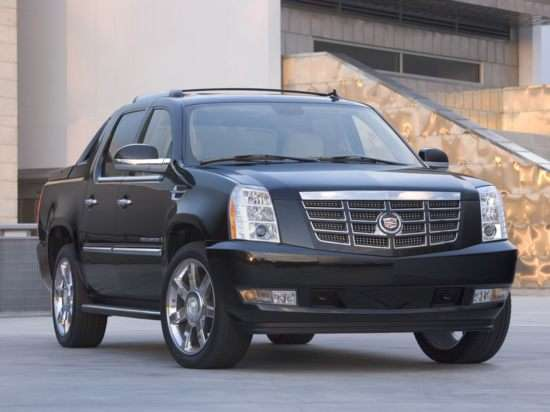 Best Used Cadillac Full-Size Truck - Escalade EXT