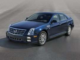 2008 Cadillac STS V6 4dr Rear-wheel Drive Sedan