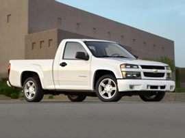 2008 Chevrolet Colorado LS 4x4 Regular Cab 6 ft. box 111.3 in. WB