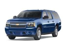 2008 Chevrolet Suburban 2500 LS 4x2
