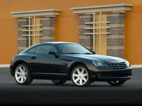 Chrysler Crossfire Introduction