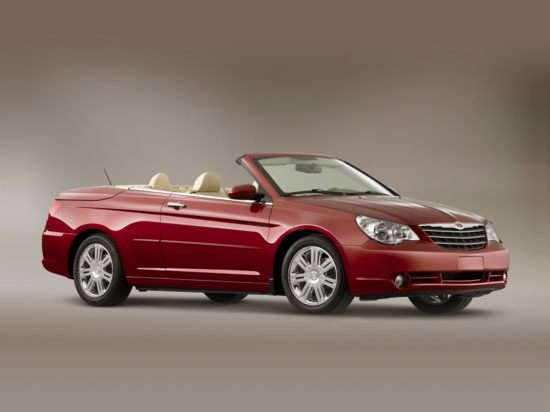 Chrysler Sebring: 2007  2010
