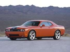 2008 Dodge Challenger SRT8 2dr Coupe
