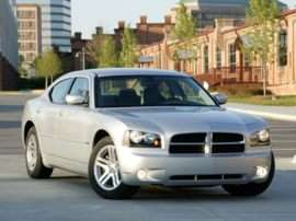 2008 Dodge Charger R/T 4dr Rear-wheel Drive Sedan