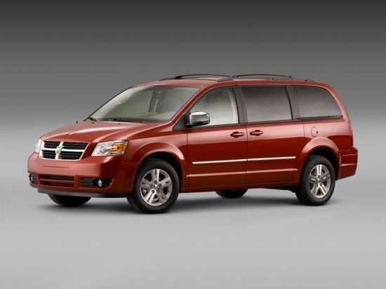 Best Used Dodge Minivan - Grand Caravan