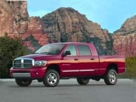 2008 Dodge Ram 1500 Laramie 4x4 Mega Cab 160.5 in. WB