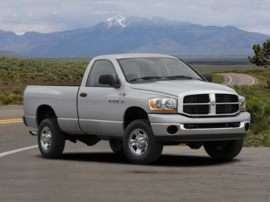 2008 Dodge Ram 2500 SLT/Power Wagon 4x4 Regular Cab 140.5 in. WB
