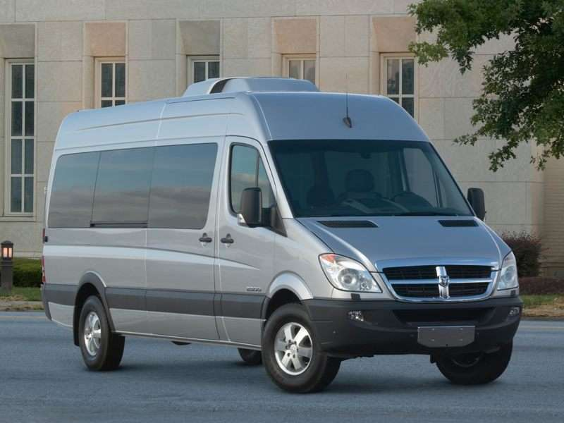2008 dodge sprinter wagon 2500 pictures including interior. Black Bedroom Furniture Sets. Home Design Ideas