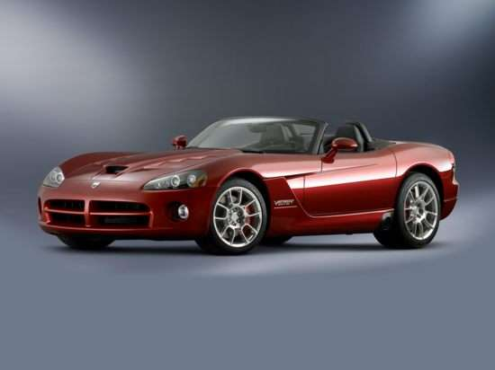 Best Used Dodge Convertible - Viper