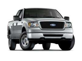 2008 Ford F-150 SuperCrew Lariat 4x2 Styleside 6.5 ft. box 150 in. WB