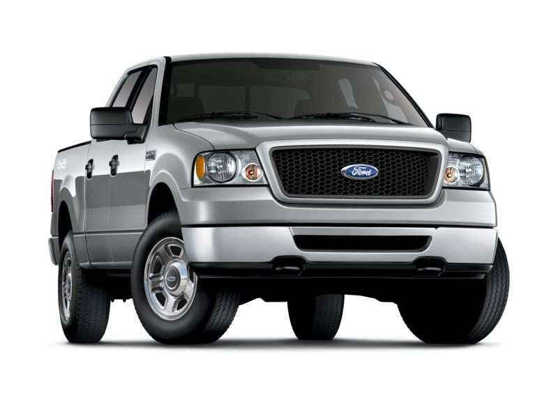 Research the 2008 Ford F-150 SuperCrew