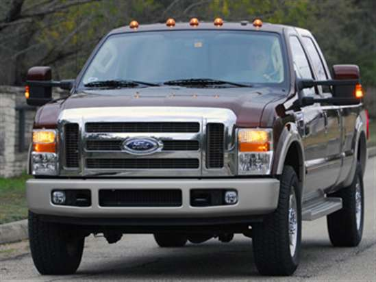 Top 10 Towing Trucks for 2008
