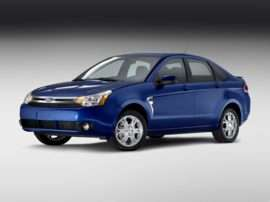 2008 Used Ford Focus