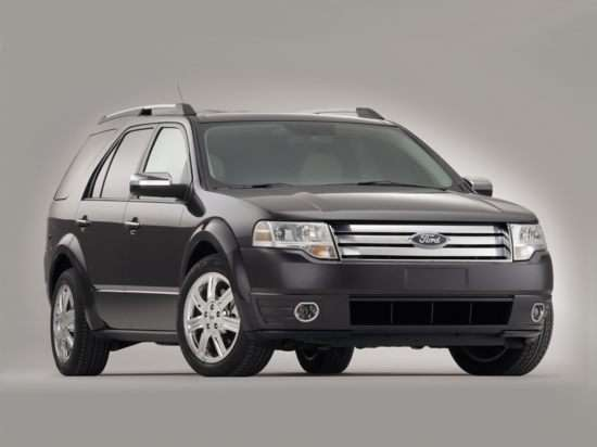 2008 ford taurus x review. Black Bedroom Furniture Sets. Home Design Ideas