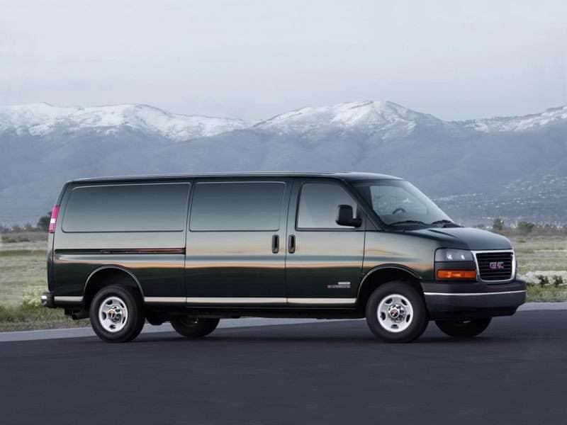 Chevrolet Express/GMC Savana