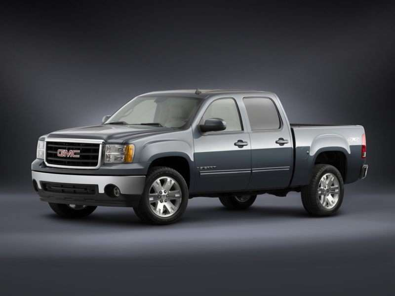 Research the 2008 GMC Sierra 1500