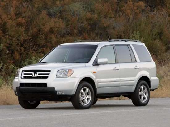 Best Used Honda Crossover - Pilot