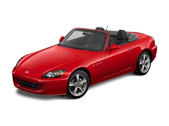 Best Used Honda Convertible - S2000