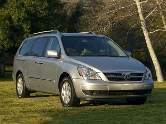 Best Used Hyundai Minivan - Entourage