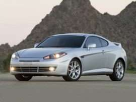 Best Used Hyundai Coupe - Tiburon