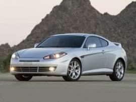 Best Used Hyundai Coupe - Tiburon