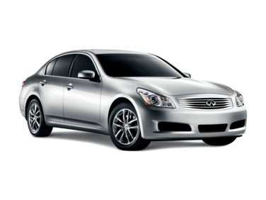 Infiniti G35/G37/G25 Used Car Buyer's Guide