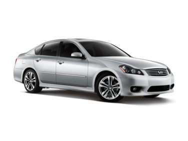 2008 Infiniti M45 