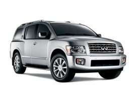 Best Used Infiniti Full-Size SUV - QX56