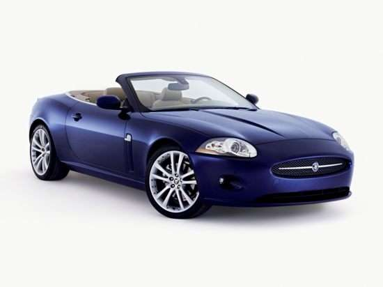 Best Used Jaguar Convertible - XK