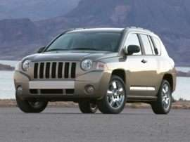 2008 Jeep Compass Limited 4dr Front-wheel Drive