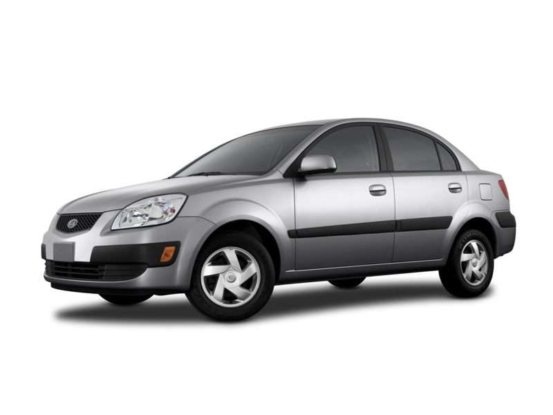 2008 kia rio pictures including interior and exterior images