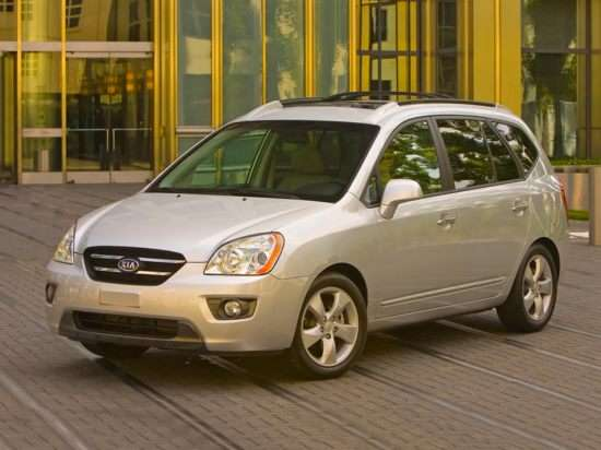 Best Used Kia Crossover - Rondo