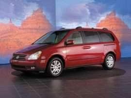 2008 Kia Sedona Base Front-wheel Drive Passenger Van SWB