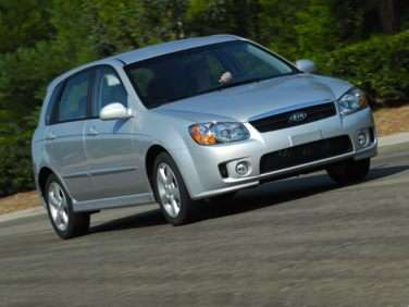 2008 Kia Spectra5