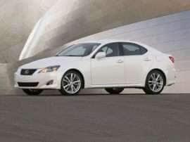 2008 Lexus IS 350 Base 4dr Rear-wheel Drive Sedan