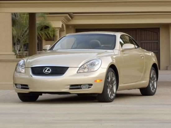 Best Used Lexus Coupe - SC